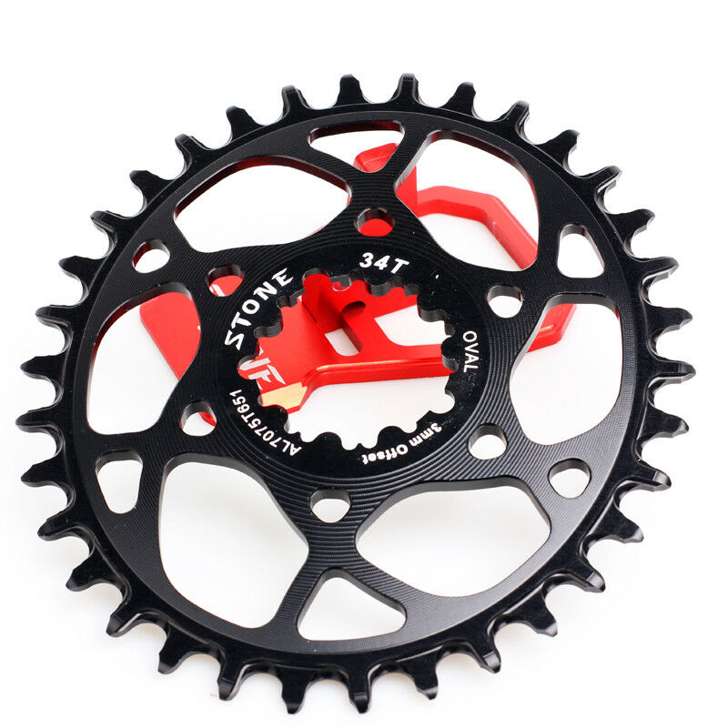 Stone  Oval Chainring 3mm Direct Mount Boost 148mm for Sram GXP DUB xx1 x01 eagle  online fashion shopping