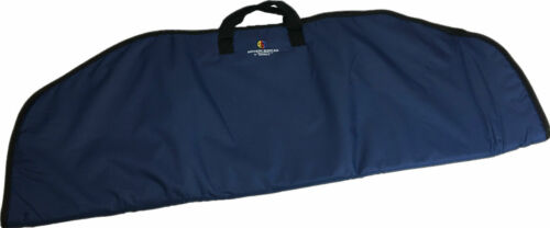 ASD Archery Navy Blue Compound Bow Case Bag Cover with Padding