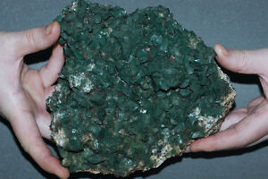 Green-HEULANDITE-Celadonite-Inclusions-Large-Cluster