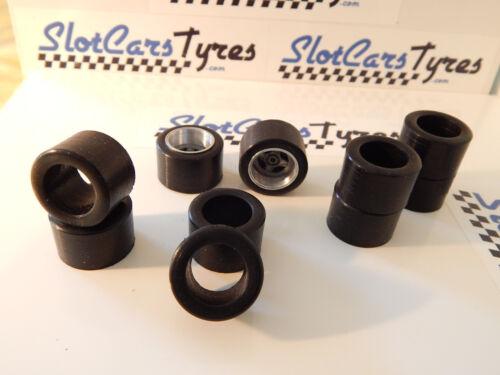 Us WHITE POINT 1//24-8  urethane tyres Ø 23,5 x 15  mm
