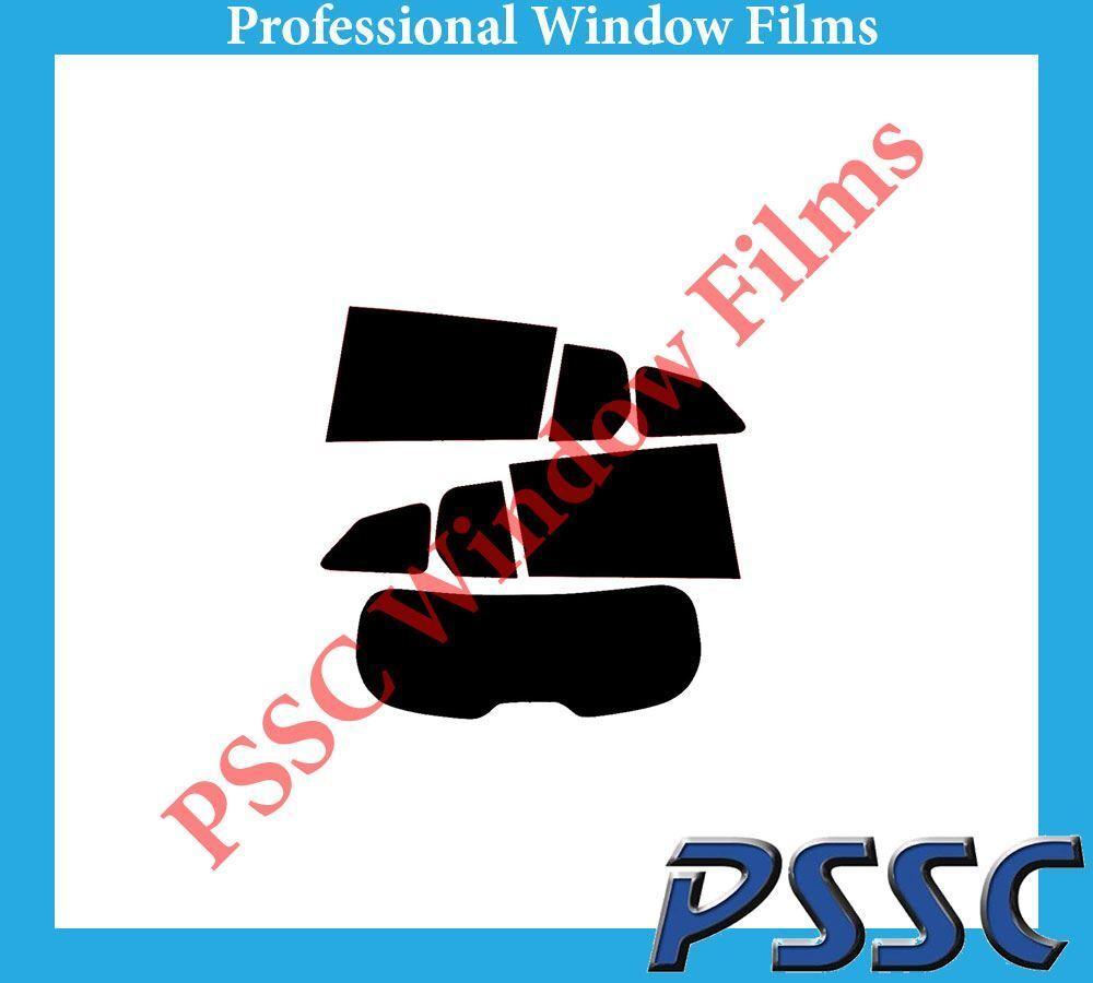 PSSC Pre Cut Rear Car Window Tint Films for Renault Megane Sport Toutet 2017