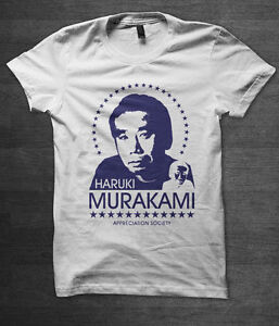 Haruki Murakami T shirt | eBay