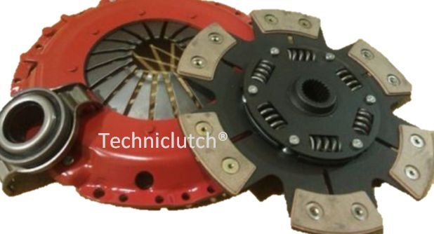 CERAMETALLIC 6 PADDLE CLUTCH KIT FOR A FORD SIERRA, SAPPHIRE AND ESCORT COSWORTH