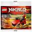 LEGO Ninjago 30293 Kai Drifter Polybag Set