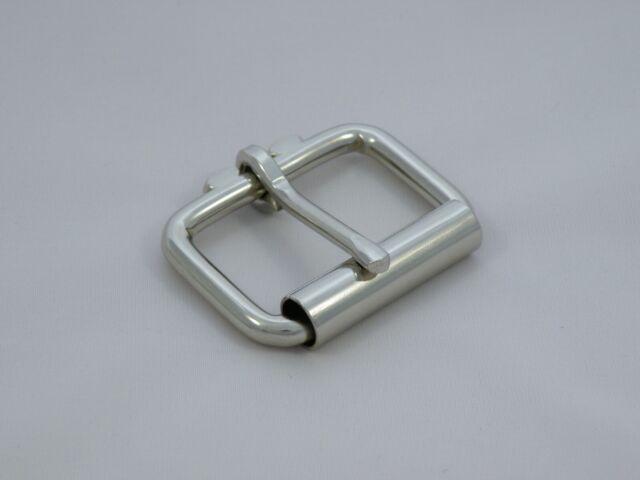 Single Roller Buckle Nickel Nickle Buckles 12mm 16mm 20mm 25mm 32mm 38mm 50mm