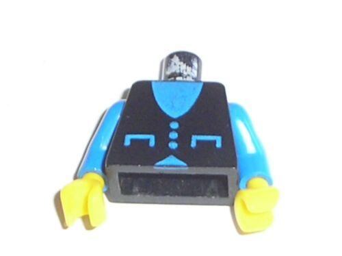 Buste LEGO minifig Torso 973px82 973px231// Set 379 6368 1490 7824 675 ...