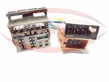 Quadlock ISO Auto Radio Adapter Kabel SEAT Bj.2002 Ibiza/Leon/Toledo