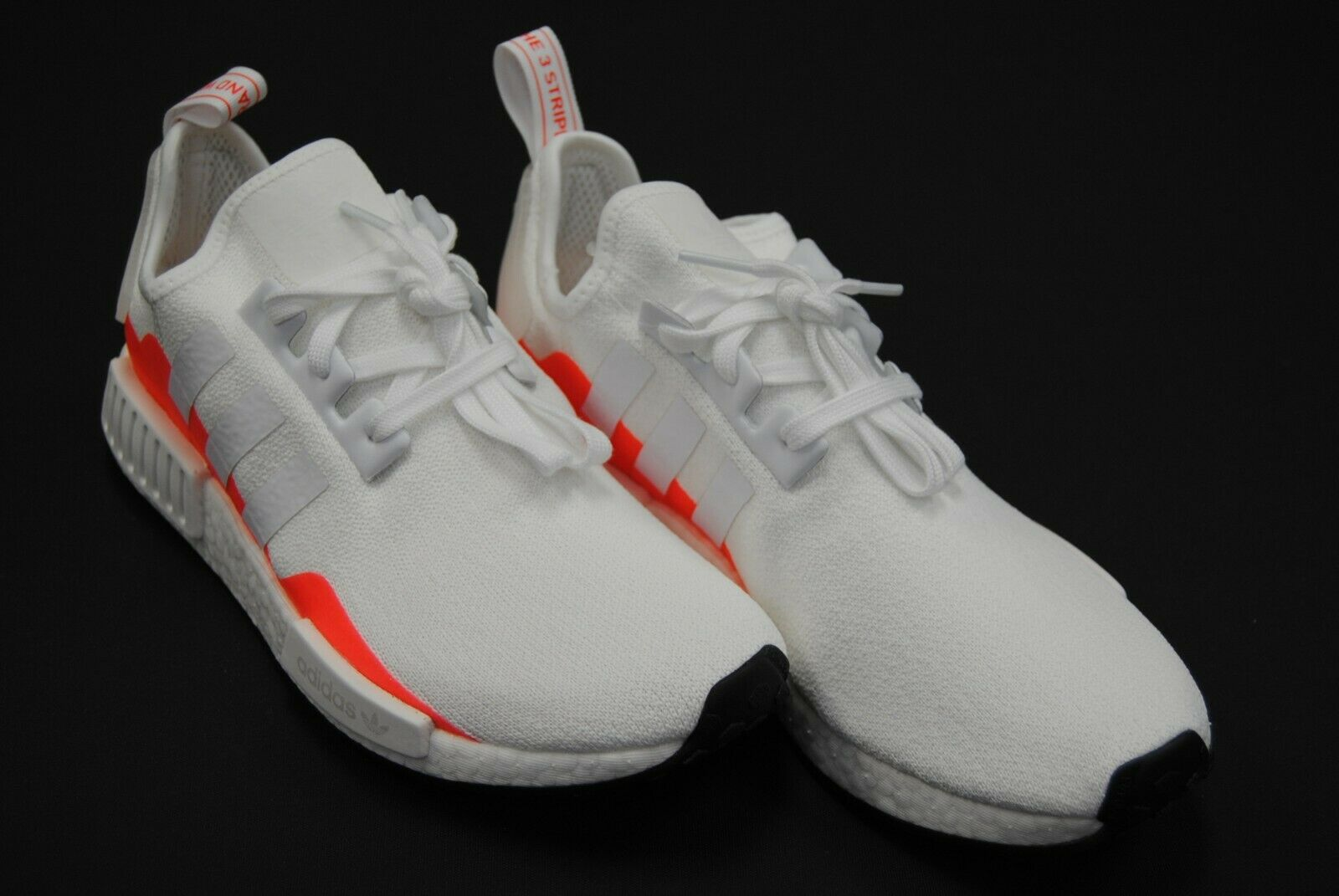 NMD_R1 'White Solar Red'