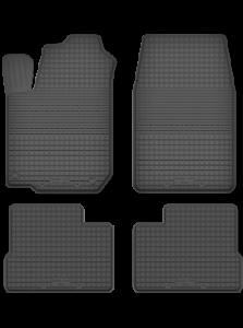 MAZDA 626 IV GE tappetini in gomma con bordo 15mmx264-u/_a-10TAPPETINI