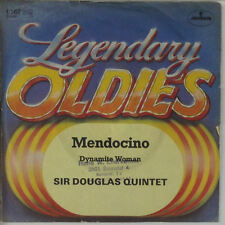 "7"" Single - Sir Douglas Quintet - Mendocino / Dynamite Woman - s410"