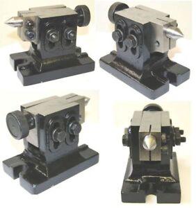 Contropunta per Vertex e Soba 4 & 15.2cm Tavolo Rotante per Fresatrice Ecc.