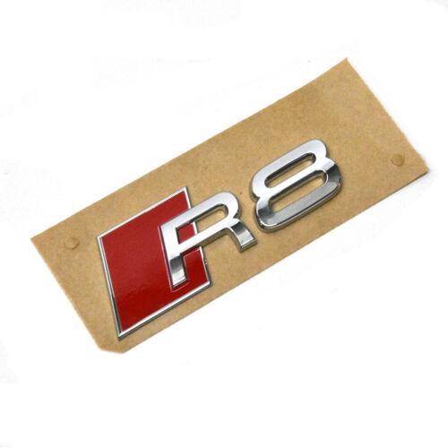 ORIGINAL AUDI Logo Emblème Logo r8 audi r8 420853741 a 2zz