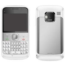 New Replacement Full Body Housing Panel For Nokia E5 E 5 WHITE