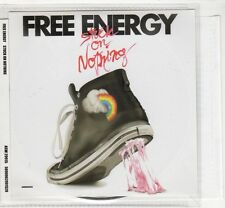 (GW444) Free Energy, Stuck On Nothing - 2010 DJ CD