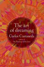 THE ART OF DREAMING by Carlos Castaneda FREE SHIPPING paperback book transform