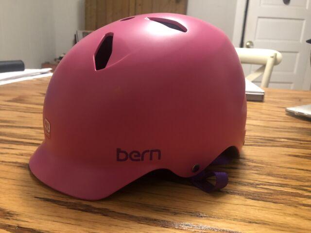 Bern Damen Helm Lenox EPS Thin Shell