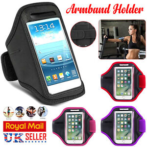 promo code 9d165 cbaa7 Details about iPhone Gym Running Armband Jogging Sports Exercise Holder  Strap For Apple Mobile