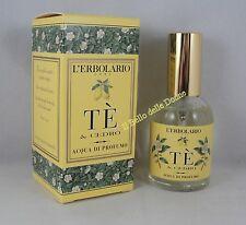 ERBOLARIO Wasser parfüm Tè & ZEDER 50ml frau scent Tea & Cedar eau parfume