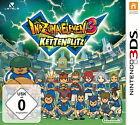 Inazuma Eleven 3: Kettenblitz (Nintendo 3DS, 2013, Keep Case)