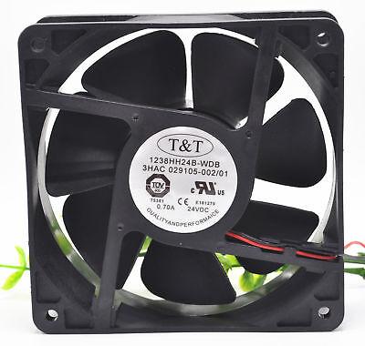 01 24V for ABB Robot Fan 1pcs T /& T 1238HH24B-WDB 3HAC 029105-002