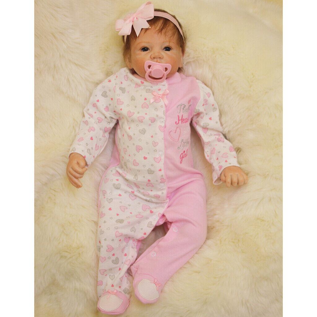 vendita scontata Reborn Reborn Reborn American bambino bambola nuovoborn Infant bambola With Pacifier For Otardbambolas  consegna e reso gratuiti