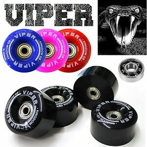 Kingdom-GB-Viper-Pro-Abec-7-Roller-Skate-Wheels-With-Mk-V-1-Precision-Bearings