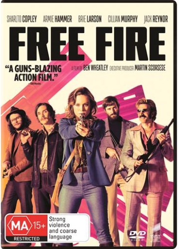 1 of 1 - Free Fire : NEW DVD