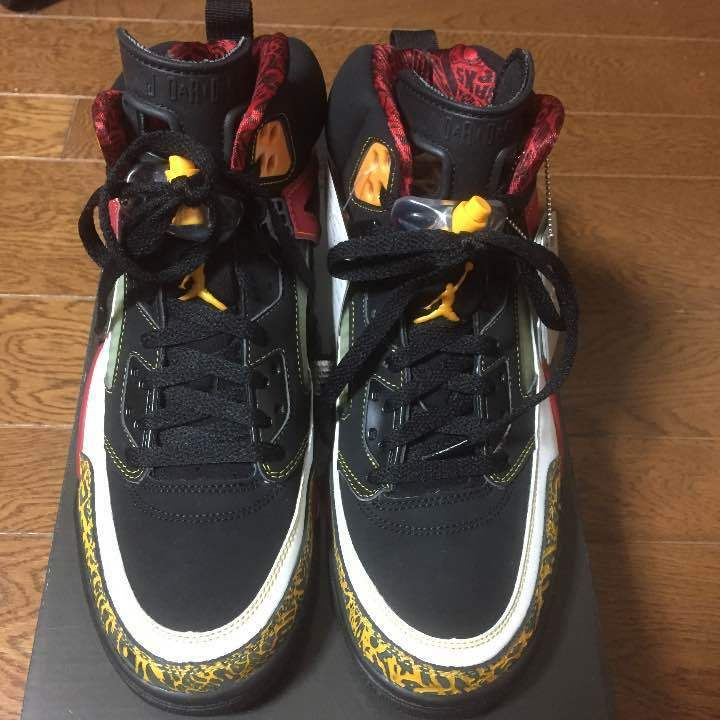 Jordan spy Zeke 3rd color from japan (5751