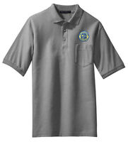 Alaska Railroad Embroidered Polo [26]