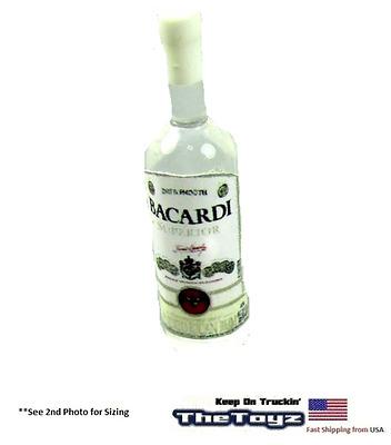 1/10 RC Scale Truck Rock Crawler Miniature Replica Puerto Rican Rum Bottle 53059
