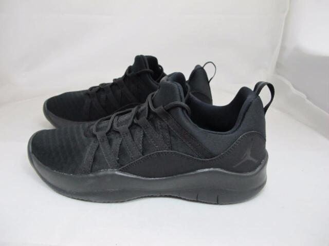 9443431eb2d033 Nike Jordan DECA Fly Black Youth Low Top Trainers 4 for sale online ...