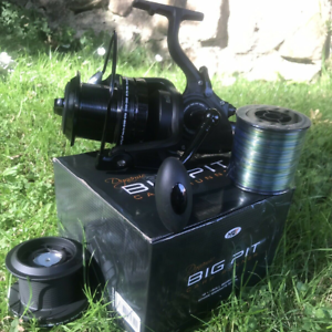 NGT Dynamic 9000 10BB Big Pit Large Carp Fishing Runner ...