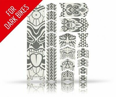 los muertos gold Riesel design Bike Chain Tape 3000 Chain guard Protection