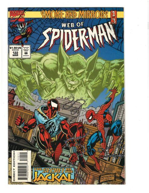 Web of Spider-Man #122  (VF-) (Marvel 1995)
