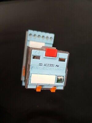 MR-C RELECO MR-C RELAY 10A 230V AC 8 PINS RS PART NO.352-468