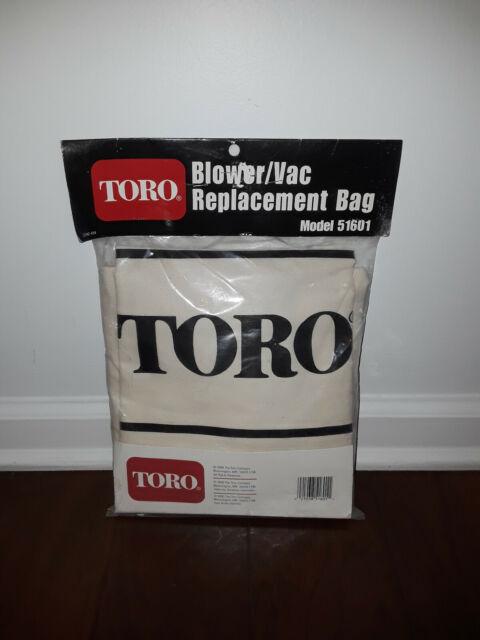 Toro Leaf Blower Vac Vacuum Replacement Bag 106 6025 For Sale Online Ebay