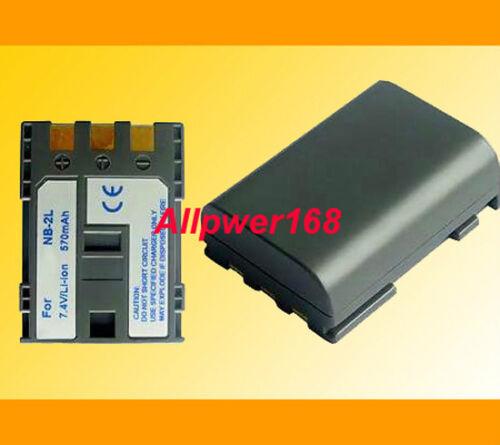 Batería para Energizer ER-D120 GP VCL004 Hahnel HL-HL-2L DLC2L DLC2L12 LIC2LI2