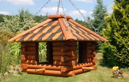 Luxus Vogelhaus Futterhaus zum aufhängen, hängend V13b   Elegante Form    Gemäßigten Kosten    Ruf zuerst