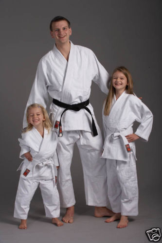 usw Judo,SV,Ju-Jutsu Judo Anzug to start weiß,100cm