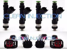 fit Nissan 180sx 240sx s13 s14 s15 SR20DET KA24DE Bosch 750cc Fuel Injectors