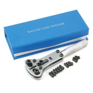 Waterproof Screw Case Back Opener Large XL Jaxa Wrench Watch Repair Tool |  eBay