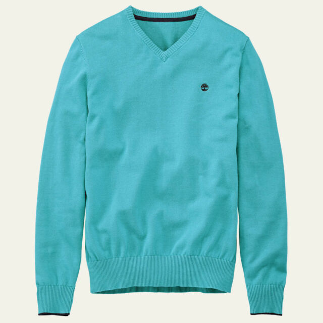 Timberland Williams River V Neck Mens Sweater