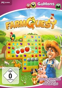 Farm Quest (GaMons)              PC               !!!!!! NEU+OVP !!!!!!