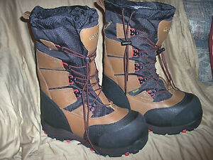 Mens Alaska Pac Boots Extreme Cold