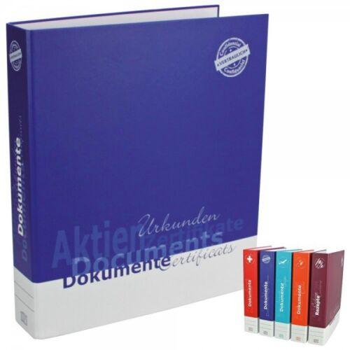SAFE 4002 Dokumentenordner Urkunden