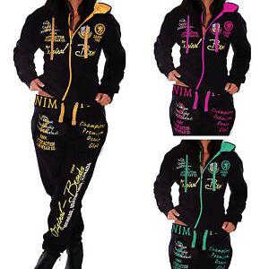 Hose Sporthose Top Sportanzug Fitness NEU Damen Jogginganzug Jogging Jacke
