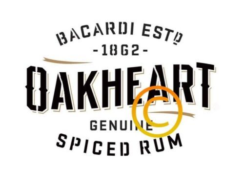Oakheart rhum Stencil
