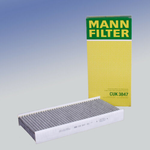Homme CUK 3847 Intérieur Filtre charbon actif Pollen Filtre pour CITROEN FIAT PEUGEOT