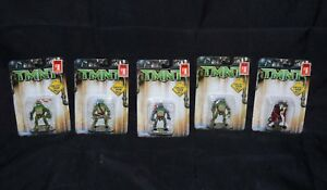 TMNT-Miniature-Complete-Set-Lot-2007-Playmates