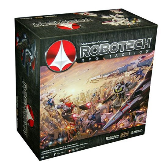 ROBOTECH RPG Tactics 99.95 Value (Palladium Books)